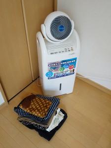 アイリスオーヤマの衣類用除湿機&サーキュレーター「衣類乾燥除湿機 DCC-6513」