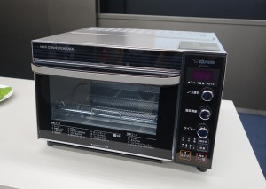 象印マホービンのコンベクションオーブン「マルチコンベクションオーブン ET-YA30」