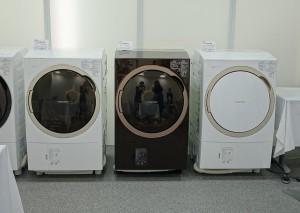 東芝のドラム式洗濯乾燥機「Big マジックドラム TW-117X3」シリーズ