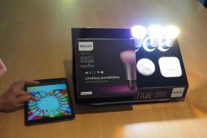 フィリップスのスマート照明「Philips Hue(フィリップス ヒュー)」