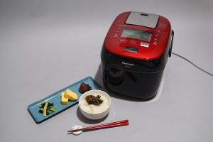 パナソニックが発売した高級炊飯器「Wおどり炊き SR-SPX106」