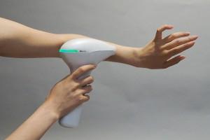 フィリップスのムダ毛処理ができる光美容器「ルメア プレステージ SC2009/70」