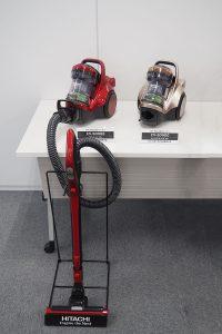 日立のキャニスター式掃除機の「パワーブーストサイクロン」の最上位機種新モデル「CV-SD900」